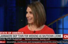 CNN democratic political strategist