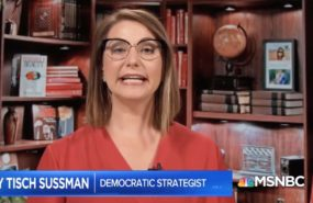 MSNBC democratic political strategist